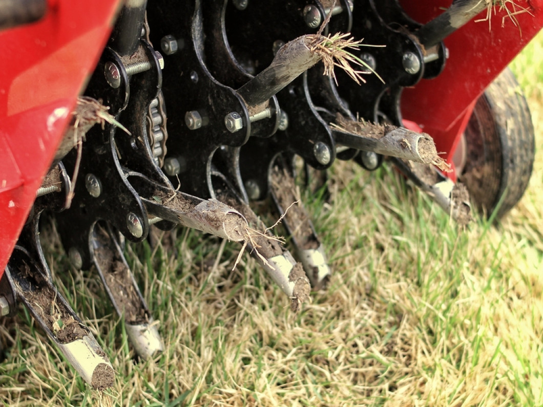 Lawn Aeration Has Lasting Effects on Your Yard