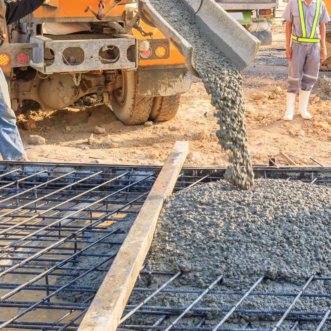 Pouring Foundation Footers and Basements