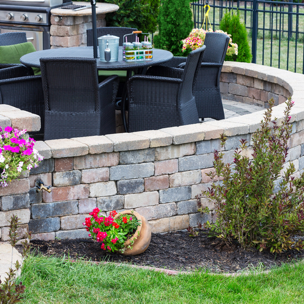 Lambert's Lawn Care and Irrigation Retaining Wall Tips: